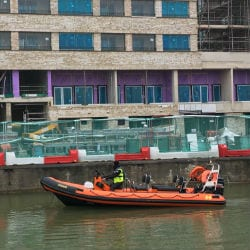 River Thames Safety Boat Services