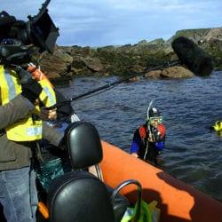 Filming RIB Hire